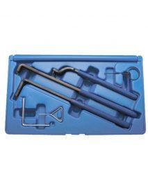 Bordásszíj feszítő kulcs készlet