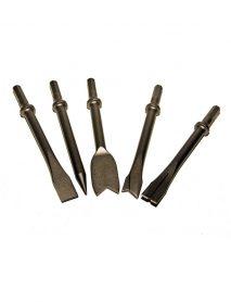 Véső készlet pneumatikus véső kalapácshoz