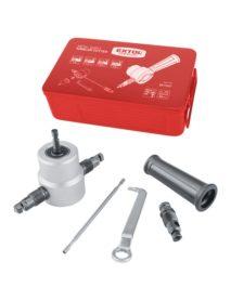 Lemezvágó adapter fúrógéphez