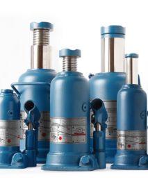 Hidraulikus palackemelő