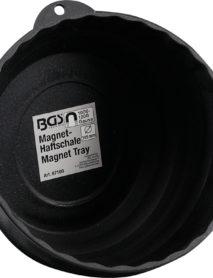 Mágneses tároló tál