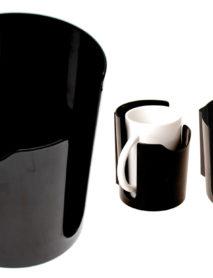 Mágneses csésze és flakon tartó