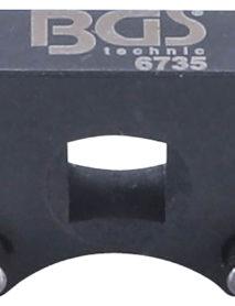 Bordás szíjfeszítő kulcs