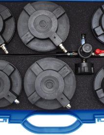 Turbófeltöltő tesztelő készlet teherautókhoz