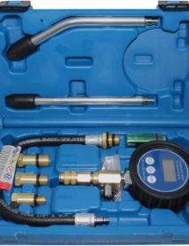 Digitális kompresszió mérő benzines