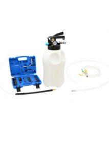 Pneumatikus váltóolaj felöltő pumpa