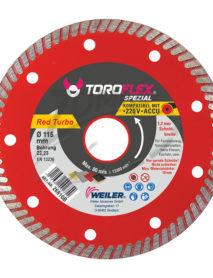 Red turbo gyémánttárcsa