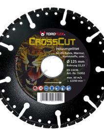 CrossCut gyémánttárcsa