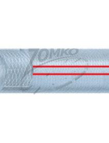 PVC szövetbetétes levegő tömlő