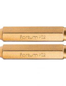 """Bit készlet S2 titanium bevonattal PZ2x50mm 1/4"""""""
