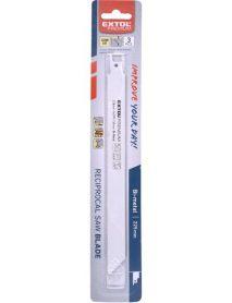 Szablyafűrészlap készlet Bosch befogás